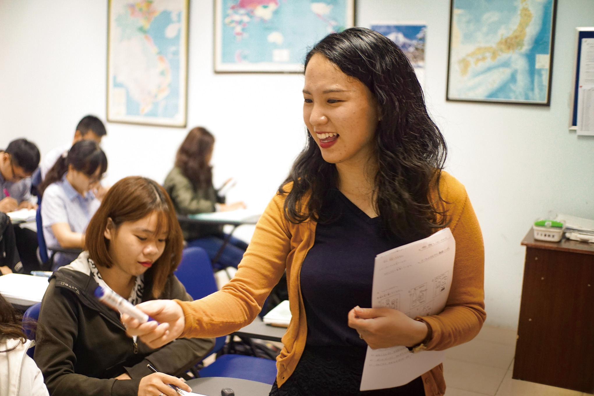 寛容な気持ちが、異文化をつなぐ。日本語教師になり学んだこと。