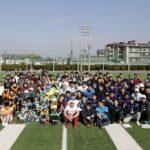 「第一回ホスピタルフットボール大会」<br>スポーツで病室の子どもたちとつながろう