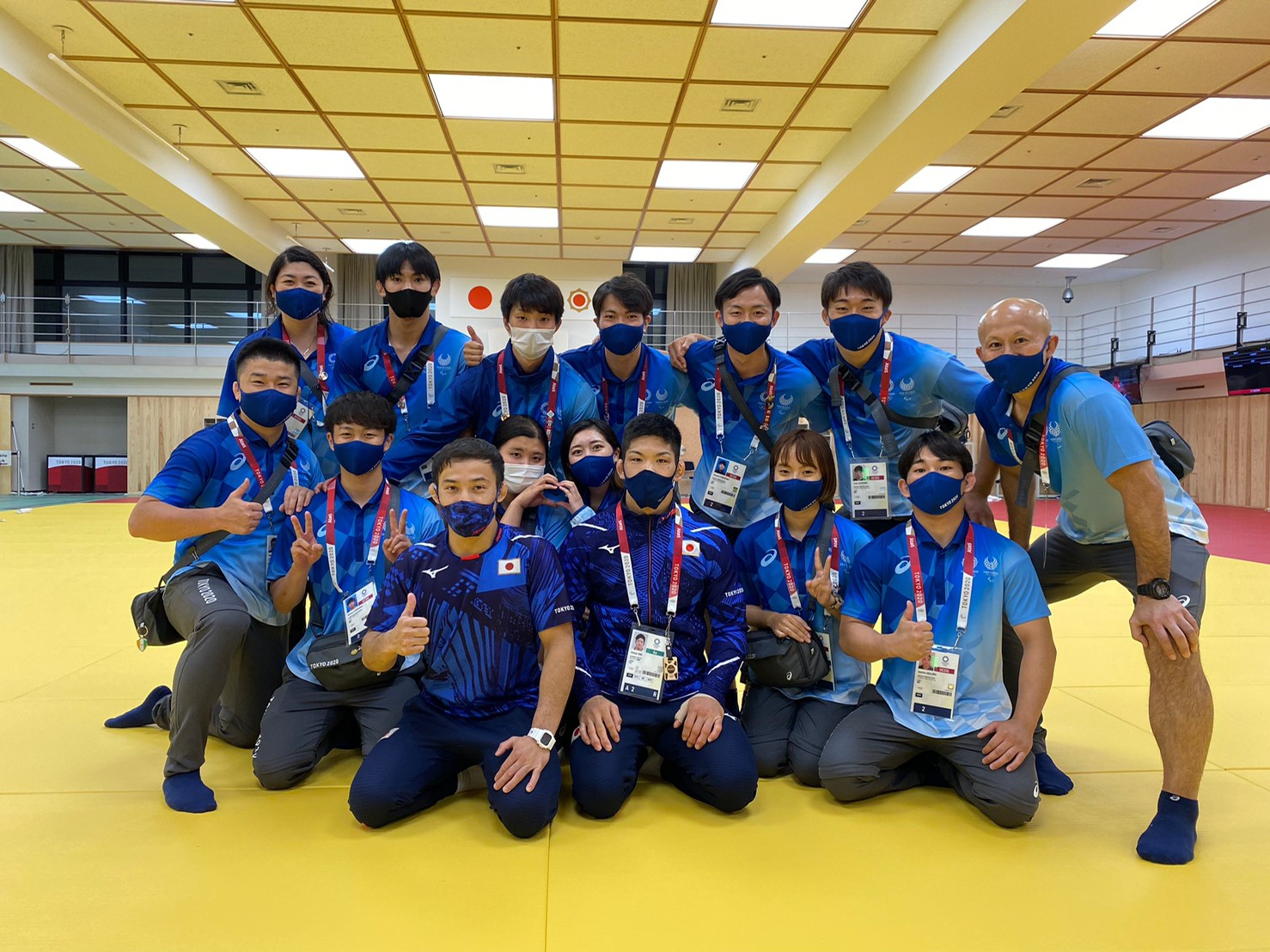 スポーツに携わるひとの夢を、全力でバックアップ。<br>2020年東京五輪に、学生が通訳ボランティアとして参加。